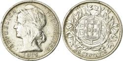 World Coins - Coin, Portugal, 20 Centavos, 1913, , Silver, KM:562