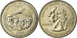 Us Coins - Coin, United States, South Dakota, Quarter, 2006, U.S. Mint, Philadelphia