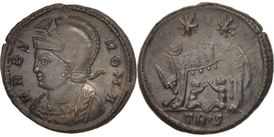 Ancient Coins - City Commemoratives, Follis, Trier, , Bronze, RIC:542