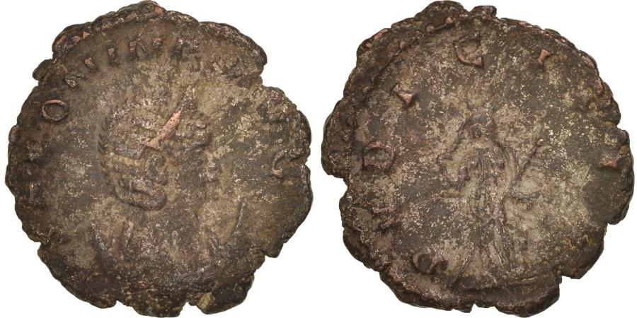 Ancient Coins - Salonina, Antoninianus, 263, Roma, , Billon, RIC:25