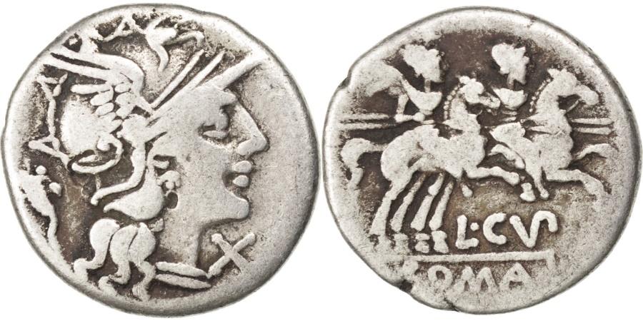 Ancient Coins - Cuprennia, Denarius, , Silver, Babelon #1, 3.50