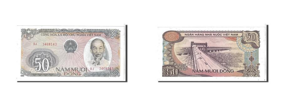 World Coins - Viet Nam, 50 Dng, 1985, KM #97a, UNC(65-70), DJ3468143