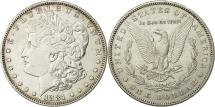 Us Coins - United States, Morgan Dollar, Dollar, 1881, U.S. Mint, Philadelphia, AU(50-53)