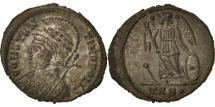 Constantine I, Nummus, 332-333, Trier, AU(50-53), Copper, RIC:VII 530, S