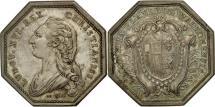 World Coins - Jeton, Royal, Les Etats de La Flandre Walonne, Louis XVI, History, 1778