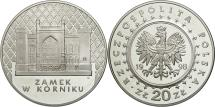 World Coins - Coin, Poland, 20 Zlotych, 1998, MS(65-70), Silver, KM:348