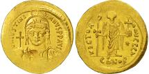 Justinian I, Solidus, Constantinople, MS(63), Gold, Sear:140