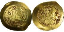 Michael VII Ducas, Histamenon Nomisma, Constantinople, EF(40-45), Electrum