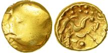 Ambiani, Area of Amiens, Stater, AU(50-53), Gold, Delestrée:240