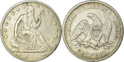 Us Coins - Coin, United States, Seated Liberty Half Dollar, Half Dollar, 1855, U.S. Mint