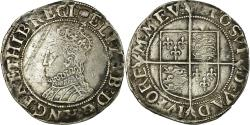 World Coins - Great Britain, Elizabeth I (1558-1603), Shilling 6th Issue, , Silver