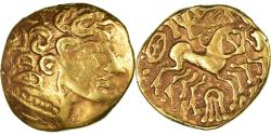 Ancient Coins - Coin, Carnutes, Stater, Rare, , Gold, Delestrée:2531