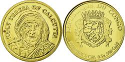 World Coins - Coin, CONGO, DEMOCRATIC REPUBLIC, 100  Francs CFA, , Gold