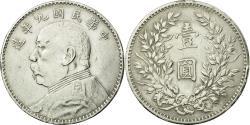 World Coins - Coin, CHINA, REPUBLIC OF, Dollar, Yuan, 1919, , Silver, KM:329.6