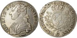 World Coins - Coin, France, Louis XVI, 1/2 Écu, 1/2 ECU, 44 Sols, 1786, Perpignan, Rare