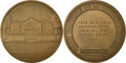 World Coins - France, Medal, Club Nautique de la Bourse de Paris, 1948, Gibert,