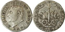 World Coins - Coin, Haiti, Alexandre Petion, 12 Centimes, An 14 (1817), , Silver