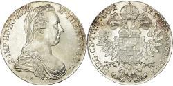 World Coins - Coin, Austria, Joseph II, Thaler, 1780, Restrike, , Silver, KM:T1