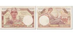 World Coins - France, 100 Francs, 1947 French Treasury, 1947, Undated (1947), EF(40-45)