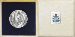 World Coins - Vatican, Medal, XV Anno di Pontificato di Giovanni Paolo II, Religions &