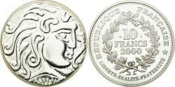 World Coins - Coin, France, 10 Francs, 2000, Paris, , Silver, KM:1229, Gadoury:C267