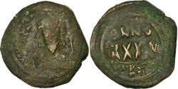 Ancient Coins - Coin, Phocas, Follis, 608-609, Nicomedia, , Copper, Sear:659
