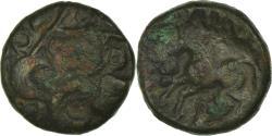 Ancient Coins - Coin, Nervii, Stater VIROS, , Bronze, Delestrée:623var