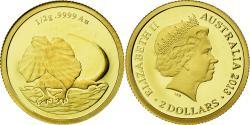 World Coins - Coin, Australia, 2 Dollars, 2013, , Gold, KM:1959