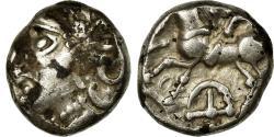 Ancient Coins - Coin, Kaletedoy, Lingones, Quinarius, , Silver, Delestrée:3197