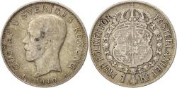 World Coins - Sweden, Gustaf V, Krona, 1940, , Silver, KM:786.2