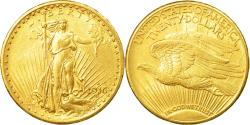 Us Coins - Coin, United States, Saint-Gaudens, $20, Double Eagle, 1916, San Francisco