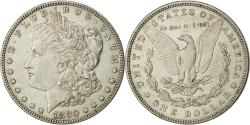 Us Coins - Coin, United States, Morgan Dollar, Dollar, 1880, U.S. Mint, Philadelphia