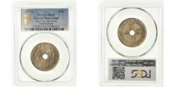 World Coins - Coin, FRENCH INDO-CHINA, Cent, 1897, Paris, Pré-série, PCGS, SP65