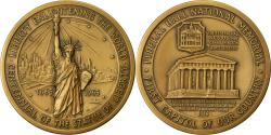 Us Coins - United States of America, Medal, Centennial of the Statue of Liberty, New York