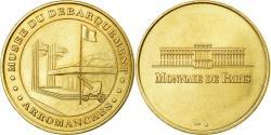 World Coins - France, Token, Touristic token, Arromanches - Musée du Débarquement n°1