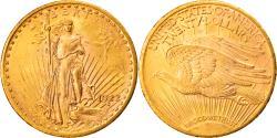 Us Coins - United States, Saint-Gaudens, $20, Double Eagle, 1922,Philadelphia,KM 131