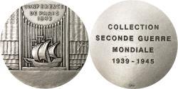 World Coins - France, Medal, Seconde Guerre Mondiale, Conférence de Paris, 1946, MS(63)