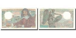 World Coins - France, 100 Francs, Descartes, 1943, 1943-01-07, UNC(60-62), Fayette:VF27.3
