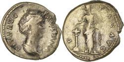 Ancient Coins - Coin, Faustina I, Denarius, 145, Roma, , Silver, RIC:394a