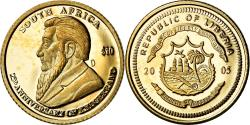 World Coins - Coin, Liberia, 10 Dollars, 2005, , Gold