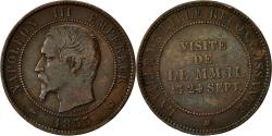 World Coins - France, Medal, Second Empire, Visite de Napoléon III à Lille, Second French