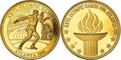 Us Coins - United States, Medal, XXVIème Jeux Olympiques d'Atlanta, Sports & leisure