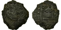Ancient Coins - Coin, Bellovaci, Bronze Æ, type of Vendeuil-Caply, , Delestrée:S695A