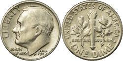Us Coins - Coin, United States, Roosevelt Dime, Dime, 1975, U.S. Mint, Philadelphia