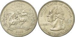 Us Coins - Coin, United States, Nevada, Quarter, 2006, U.S. Mint, Philadelphia,