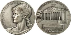 World Coins - France, Medal, Assemblée Nationale, P.Gavelle, Sténographe, 1962, Cochet
