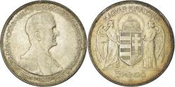 World Coins - Coin, Hungary, 5 Pengö, 1930, Budapest, , Silver, KM:512.1