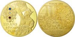 Us Coins - France, Medal, 225 Ans de la Révolution Française, Coup d'Etat de Napoléon