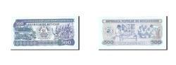 World Coins - Mozambique, 500 Meticais, 1983, KM:131a, 1983-06-16, UNC(65-70)
