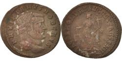 Ancient Coins - Maximianus, Follis, Roma, , Copper, RIC:98b var.